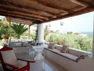Charming Villa with DVD Player and A/C - Panarea vacation rentals