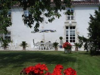 Maison de caractère dans un grand parc boisé avec - Prignac vacation rentals