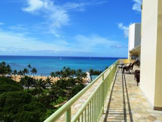 THE ABSOLUTE BEST in the Waikiki Grand - Honolulu vacation rentals