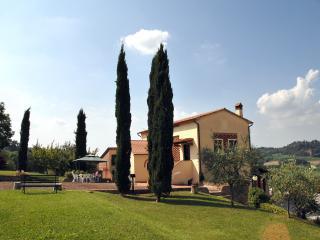 Agriturismo nel mezzo della toscana La Margherita - Montaione vacation rentals