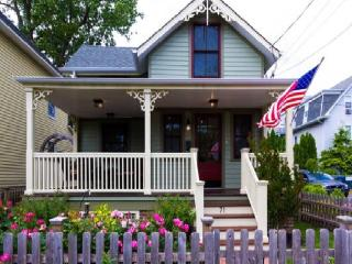 BEAUTIFUL Historic Victorian 3BR House - Ocean Grove vacation rentals