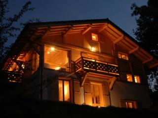 Grand Chalet Pied des Pistes : 6 Chambres, SPA - Samoëns vacation rentals