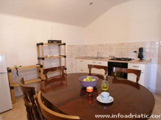 Apartment Dalmatia-Oasis of peace - Prvic Sepurine vacation rentals