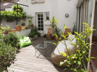 Appartement d'architecte pour 7 pers, terrasse - Paris vacation rentals
