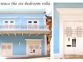 6 BR/3.5 BA Luxury 3 Story Villa 4,750 Sqft - San Juan vacation rentals