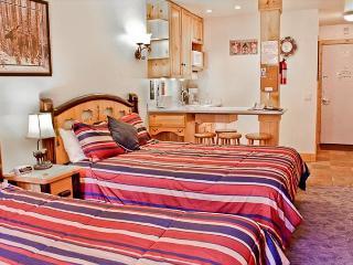 Northstar Village Studio with 2 queens and kichenette - Truckee vacation rentals