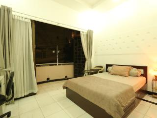 Balcony Holiday Home with Garden View in HCM city - Ho Chi Minh City vacation rentals
