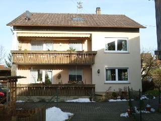 Vacation Apartment in Bad Liebenzell - 753 sqft, 1 bedroom, 1 living / bedroom, max. 4 People (# 8727) - Bad Liebenzell vacation rentals