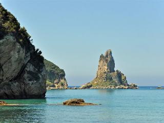 Studio for 2-3 near the beach - Agios Gordios vacation rentals