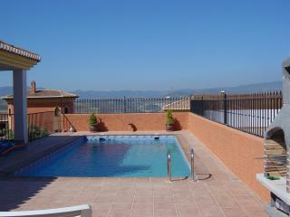 Holiday Home with private pool - Durcal vacation rentals