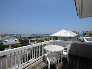 Sims -  Ideal relaxing ocean view townhouse close the ocean and sandy beach - Wrightsville Beach vacation rentals