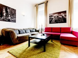 130m2 3bedroom apartment with A/C and WI-FI CITY36 - Budapest vacation rentals