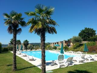 RosaDeiVenti 2 Bdr. Standard, 2 pools,View, WIFI - Moniga del Garda vacation rentals