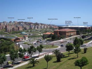 Silencioso piso para descansar y disfrutar estas v - Santander vacation rentals