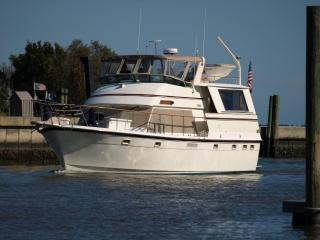 Luxury Yacht docked on Manteo Waterfront - Manteo vacation rentals