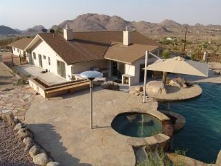 Modern Home w Pool, Jacuzzi, outside BBQ & firepit - Joshua Tree vacation rentals