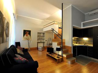 Bright & modern. Nice view of the RIVER! - Rome vacation rentals