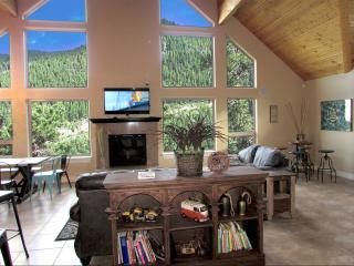 Large Luxury Mountain Home with 360 Degree Views. - Evergreen vacation rentals