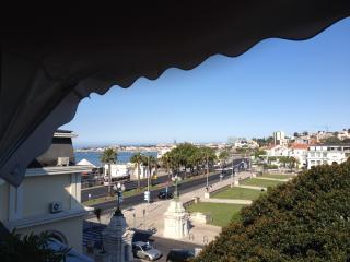 Top floor luxury - ocean views - Estoril vacation rentals