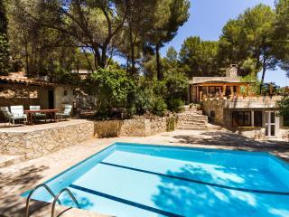Casita with Pool in Costa de la Calma - Majorca vacation rentals