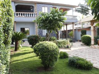 8 bedroom Bed and Breakfast with Internet Access in Cotonou - Cotonou vacation rentals