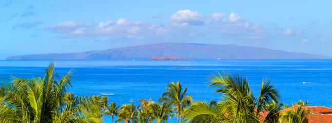 Panoramic Ocean Views From K408 Mer Et Soleil! Wailea Beach is just one block walk or golf cart ride away. - Mer Et Soleil K408 Wailea Beach Villas - Wailea - rentals