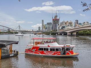 Riviera Villas Southbank - river and city views - Brisbane vacation rentals