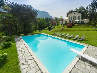 Charming Villa with Shared Outdoor Pool and Wireless Internet - Lozio vacation rentals
