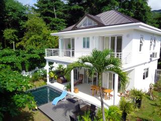 Las Brísas Luxury Villa on beachfront - Beau Vallon vacation rentals