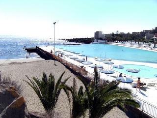 Comfortable Condo with Shared Outdoor Pool and Television - Las Galletas vacation rentals