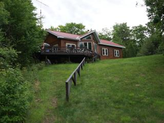 Luxury Timber Frame on Cumming Lake - Thessalon vacation rentals