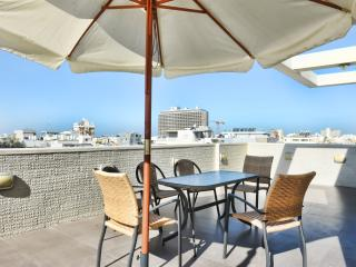 Penthouse Aparments - Gordon Beach view - Tel Aviv vacation rentals