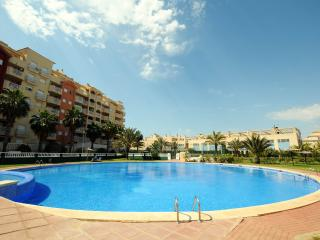 Wonderful Condo with Garden and Linens Provided - Murcia vacation rentals
