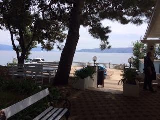 Beach Rooms with restaurant , spektakular seaview - Novi Vinodolski vacation rentals