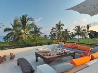 An incredible 'Palapa' style villa with modern Balinese influences, Punta Mita - Punta de Mita vacation rentals