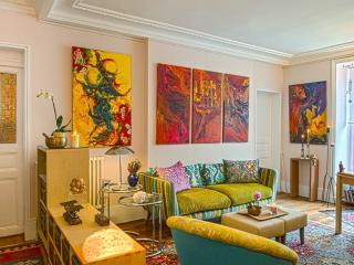 ****CHARMING ARTSY SPACIOUS 1BR APT - INVALIDES - Paris vacation rentals