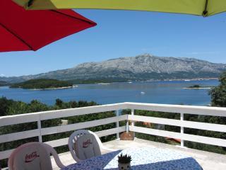 Perfect 1 bedroom Condo in Lumbarda with Internet Access - Lumbarda vacation rentals