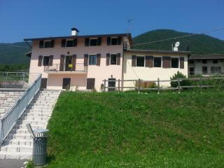 Casa San Martino 1-2 a Mellame, Arsié (Feltre, BL) - Arsie vacation rentals