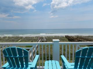 Gone Coastal: Affordable Luxury - Oceanfront - Garden City Beach vacation rentals