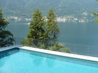 Lakefront Apartment and Pool - Nesso vacation rentals