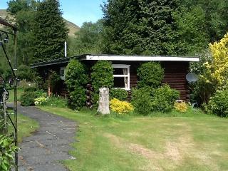Log Cabin in Loch Lomond & Trossachs National Park - Lochearnhead vacation rentals