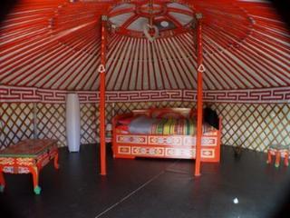 Lovely 1 bedroom Lens Yurt with Short Breaks Allowed - Lens vacation rentals