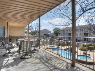 Waterwheel Condo! On the Guadalupe River! - New Braunfels vacation rentals