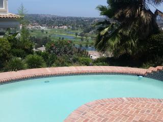 Jacuzzi, Pool, and Golf Course View- Stunning! - Carlsbad vacation rentals