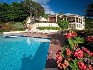 Charming 4 bedroom Flag Hill Villa with A/C - Flag Hill vacation rentals