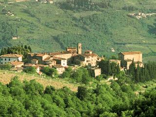 La Pozza di Volpaia, Sleeps 11 - Chianti vacation rentals