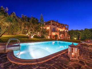 Bozonos Luxury Villa, Sleeps 2 - Mouzaki vacation rentals
