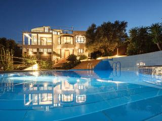 Villa Joy, Sleeps 10 - Chania vacation rentals