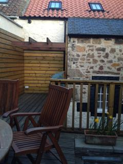 Beautiful Anstruther vacation Cottage with Deck - Anstruther vacation rentals