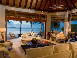 Gorgeous Villa with Internet Access and DVD Player - Mahoe Bay vacation rentals